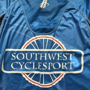 Shirts - Southwest Cyclesport Bicycle Jersey M